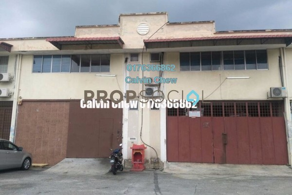 For Rent Factory at Taman Industri Bolton, Gombak Freehold Unfurnished 0R/0B 12.5k