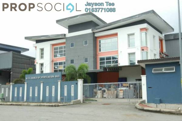 For Sale Factory at Taman Desa Bukit Cahaya, Cheras South Freehold Unfurnished 0R/0B 4.5m