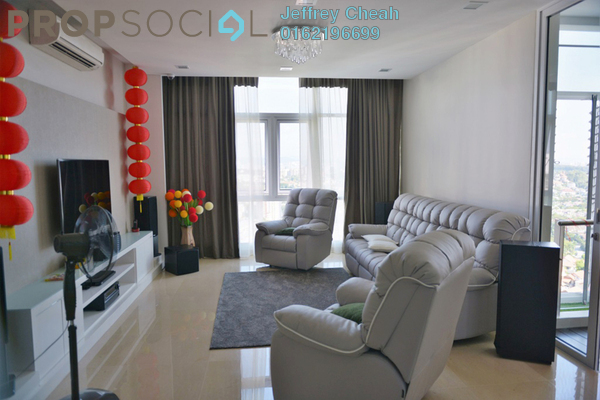 For Sale Condominium at Sunway Vivaldi, Mont Kiara Freehold Fully Furnished 5R/5B 3.8m