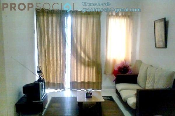 For Sale Condominium at Belimbing Heights, Seri Kembangan Freehold Semi Furnished 3R/2B 325k