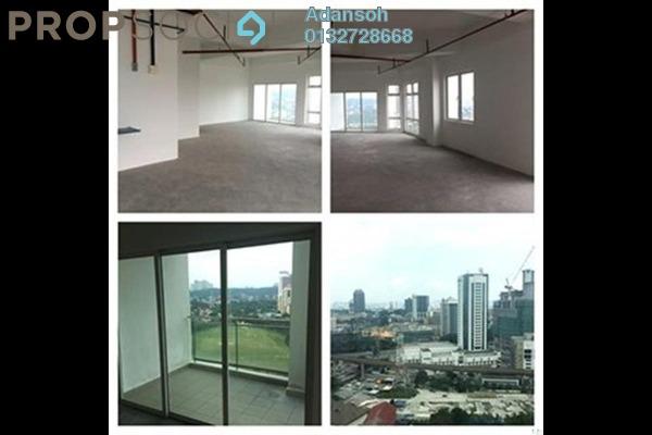 For Sale Office at V Square, Petaling Jaya Freehold Unfurnished 0R/1B 700k