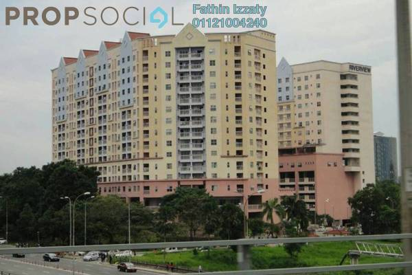 For Sale Serviced Residence at Section 13, Shah Alam Leasehold Unfurnished 3R/2B 330k