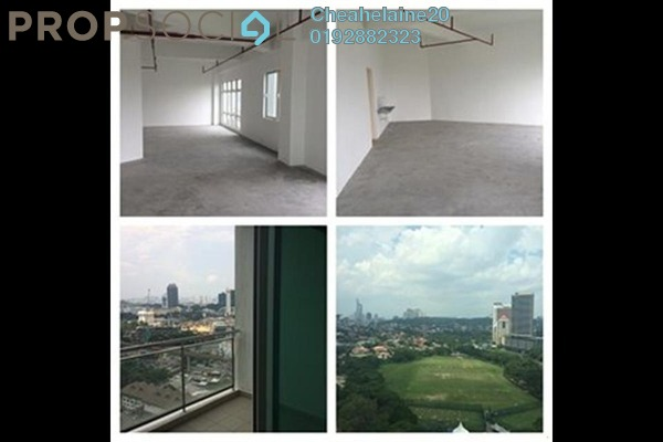 For Rent Office at V Square, Petaling Jaya Freehold Unfurnished 0R/1B 2.76k