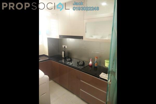 For Sale Condominium at Platinum Lake PV16, Setapak Freehold Fully Furnished 4R/2B 800k