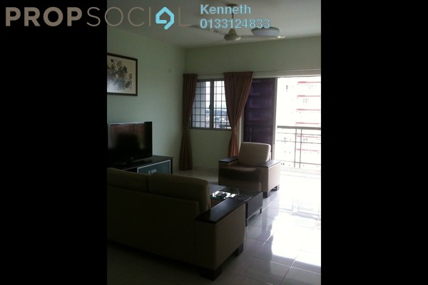 For Sale Condominium at Dataran Prima Condominium, Kelana Jaya Freehold Semi Furnished 2R/2B 680k
