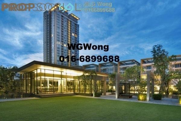 For Rent Villa at One Menerung, Bangsar Freehold Semi Furnished 5R/5B 18k
