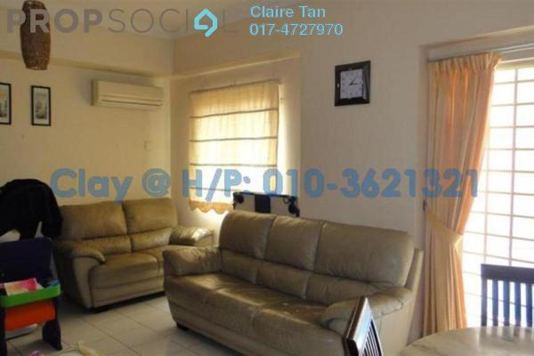 For Rent Apartment at Sri Ampang, Ampang Leasehold Fully Furnished 4R/3B 2.4k