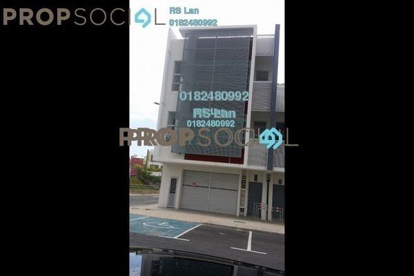 For Sale Shop at Mercato, Bandar Enstek Freehold Unfurnished 0R/3B 1.23m