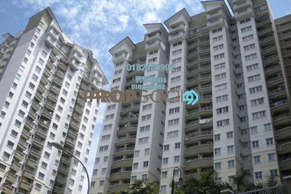 For Sale Condominium at Widuri Impian, Desa Petaling Leasehold Fully Furnished 3R/2B 400k
