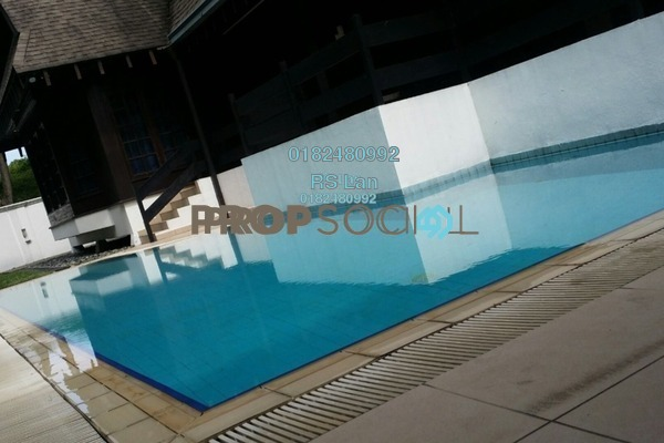 For Rent Bungalow at Taman Bukit Damansara, Damansara Heights Freehold Semi Furnished 3R/3B 15k
