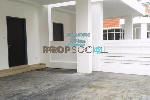 For Sale Semi-Detached at Kota Warisan, Sepang Freehold Unfurnished 5R/4B 950k