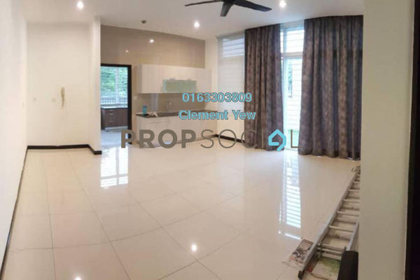 For Rent Semi-Detached at Setia Eco Park, Setia Alam Freehold Semi Furnished 4R/5B 4.5k