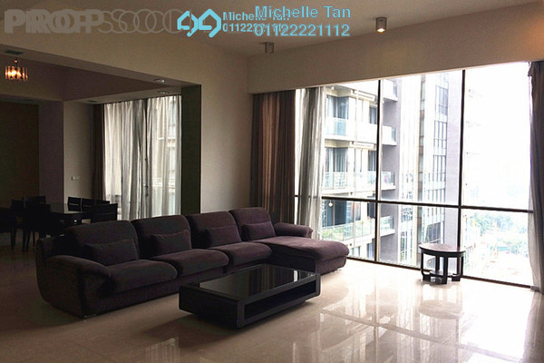 For Rent Condominium at Suria Stonor, KLCC Freehold Fully Furnished 3R/5B 8k