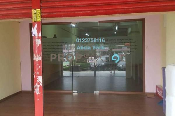 For Rent Condominium at USJ 21, UEP Subang Jaya Freehold Semi Furnished 0R/1B 3.3k