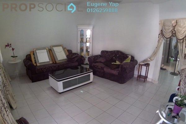 For Sale Terrace at Saujana Damansara, Damansara Damai Freehold Semi Furnished 4R/3B 750k
