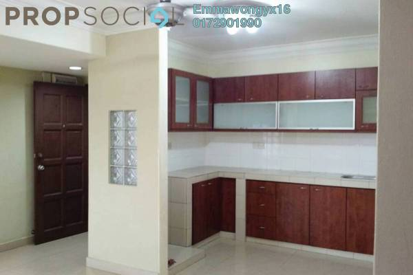 For Rent Condominium at Desa Dua, Kepong Freehold Unfurnished 3R/2B 1.35k