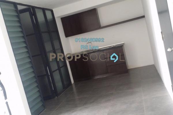 For Rent SoHo/Studio at Empire Damansara, Damansara Perdana Freehold Semi Furnished 1R/2B 1.55k