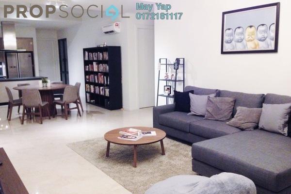For Rent Condominium at Concerto Kiara, Dutamas Freehold Fully Furnished 3R/3B 4.5k