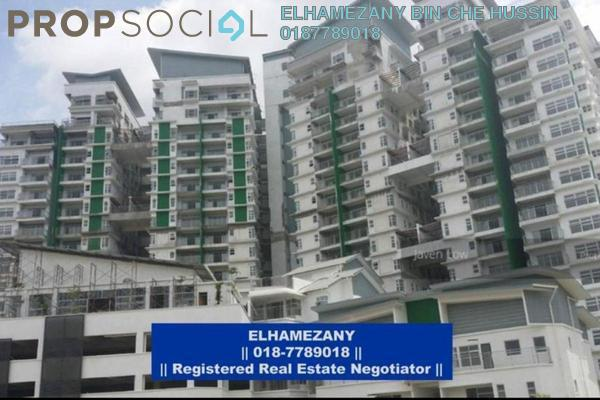 For Sale Condominium at D'Pines, Pandan Indah Freehold Semi Furnished 3R/2B 625k