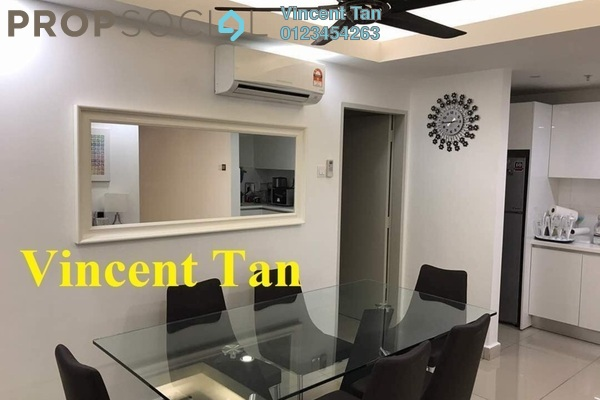 For Sale Serviced Residence at Suria Jelutong, Bukit Jelutong Freehold Fully Furnished 3R/2B 697k