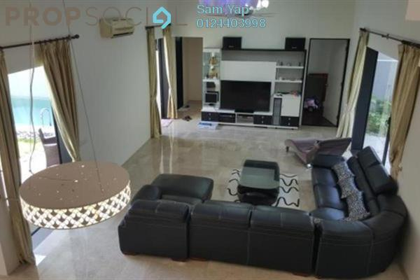 For Rent Bungalow at 20trees, Melawati Freehold Semi Furnished 7R/7B 16k