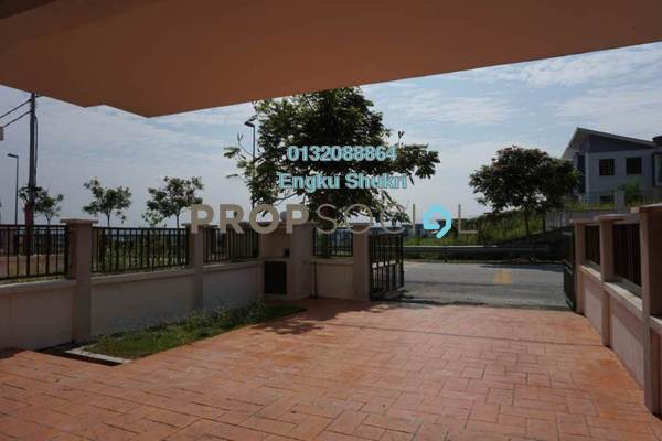 For Rent Terrace at Bandar Saujana Utama, Sungai Buloh Freehold Semi Furnished 5R/3B 1.1k