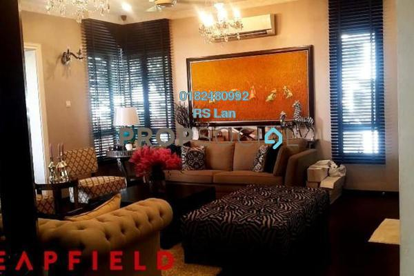 For Sale Semi-Detached at Kota Harmoni, Shah Alam Freehold Fully Furnished 7R/6B 2.55m