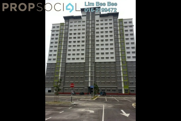 For Rent Apartment at Subang Bestari, Subang Leasehold Semi Furnished 3R/2B 850translationmissing:en.pricing.unit