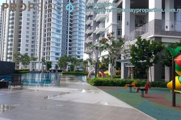 For Sale Condominium at Vertiq, Gelugor Freehold Unfurnished 3R/2B 810k
