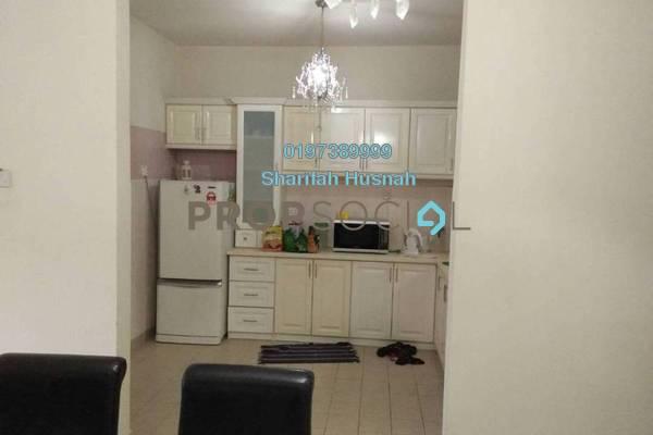 For Sale Condominium at Kinrara Mas, Bukit Jalil Freehold Semi Furnished 3R/2B 750k