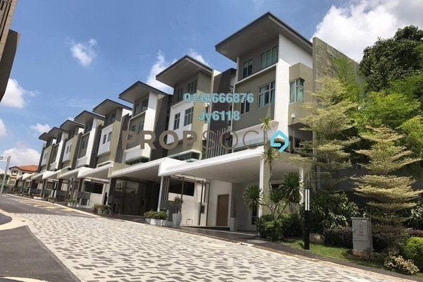 For Sale Semi-Detached at Karisma Hill, Bandar Putra Permai Freehold Semi Furnished 6R/6B 2.18m