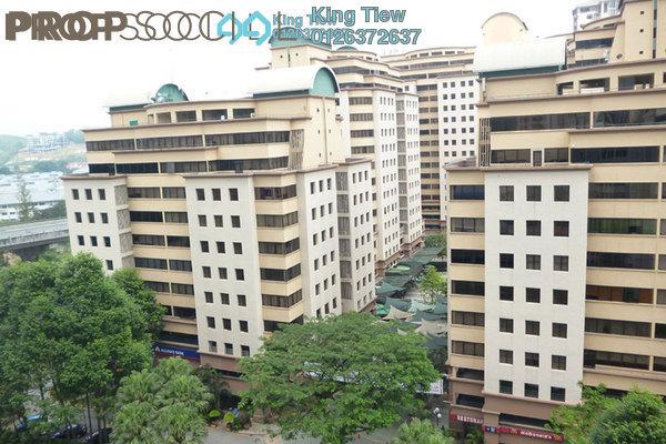 For Rent Office at Plaza Mont Kiara, Mont Kiara Freehold Semi Furnished 1R/0B 2k