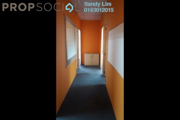 For Rent Office at Metropolitan Square, Damansara Perdana Freehold Semi Furnished 0R/0B 2.5k