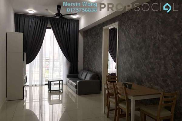 For Rent Condominium at Nadi Bangsar, Bangsar Freehold Fully Furnished 1R/1B 2.9k