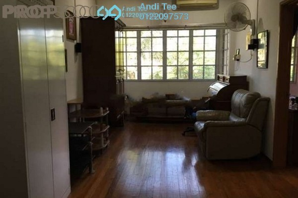 For Sale Terrace at BU12, Bandar Utama Freehold Semi Furnished 5R/4B 1.85m