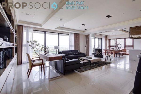 For Sale Condominium at The Manor, KLCC Freehold Unfurnished 3R/3B 3.31m