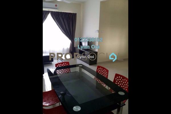 For Rent Condominium at Pelangi Utama, Bandar Utama Leasehold Semi Furnished 3R/2B 2.2k
