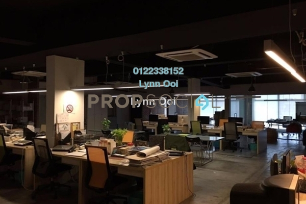 For Sale Office at 3 Two Square, Petaling Jaya Leasehold Unfurnished 0R/4B 1.6m