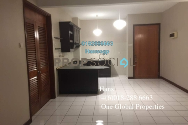 For Sale Condominium at Riana Green, Tropicana Leasehold Semi Furnished 1R/1B 550k
