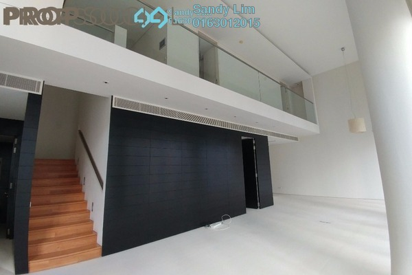 For Rent Duplex at One KL, KLCC Freehold Semi Furnished 3R/3B 13k