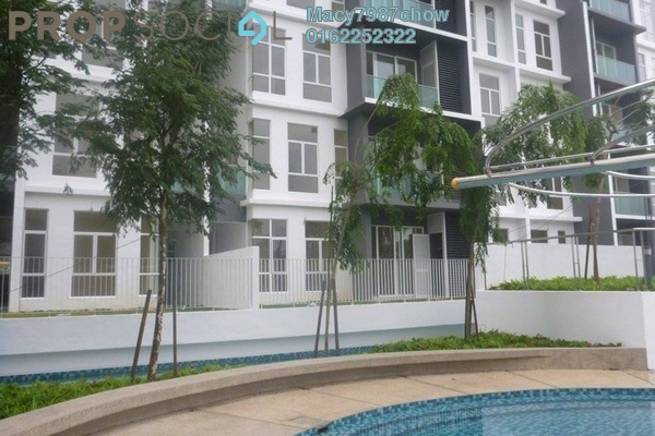 For Rent Condominium at Green Residence, Cheras South Freehold Semi Furnished 3R/3B 1.7k