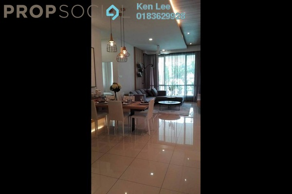 For Sale Condominium at Putra Platinum, Kajang Freehold Semi Furnished 3R/2B 468k