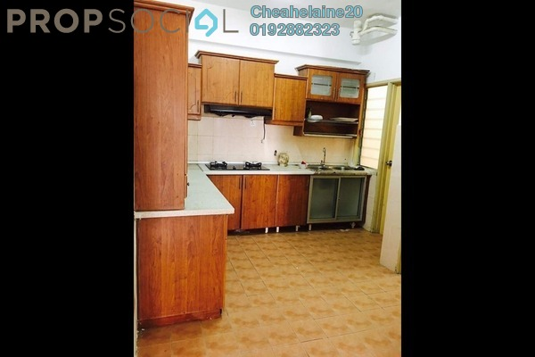 For Sale Apartment at Bougainvilla, Bukit Bintang Freehold Semi Furnished 3R/2B 400k