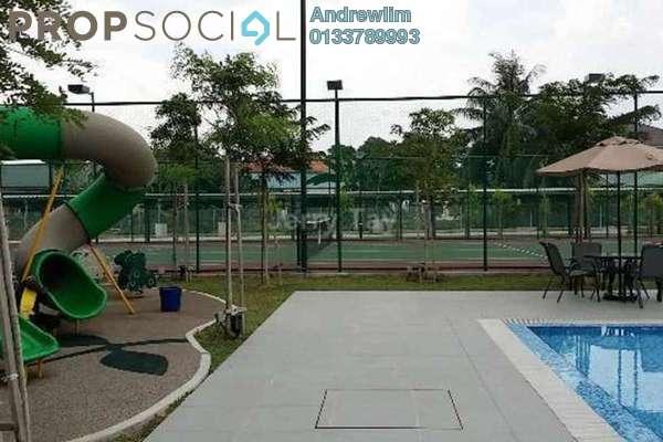For Rent Condominium at Sri Ampang Mas, Ampang Freehold Fully Furnished 3R/2B 2k