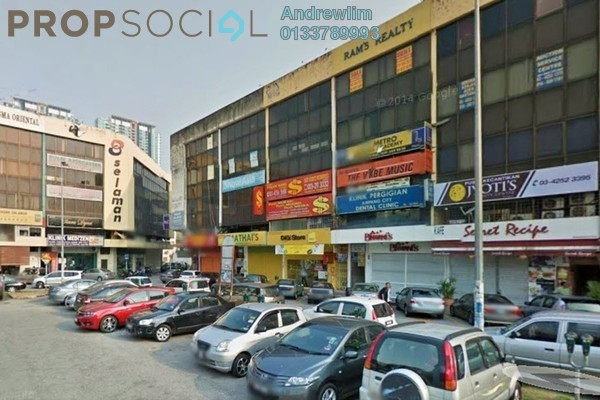 For Rent Shop at Ampang Point, Ampang Freehold Semi Furnished 0R/4B 16k