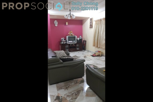 For Sale Terrace at Taman Bukit Mewah, Kajang Freehold Unfurnished 4R/3B 530k