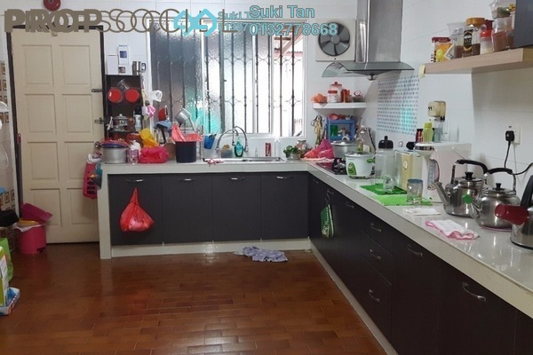 For Sale Terrace at Taman Batu, Jinjang Freehold Semi Furnished 4R/3B 830.0千