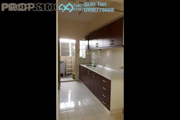 For Rent Apartment at Vista Mutiara, Kepong Freehold Semi Furnished 2R/2B 1.6k