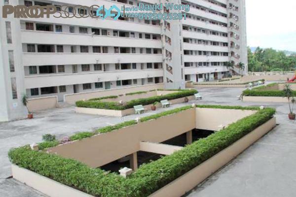 For Sale Condominium at Seri Cendekia Apartment, Cheras Leasehold Unfurnished 3R/3B 435k