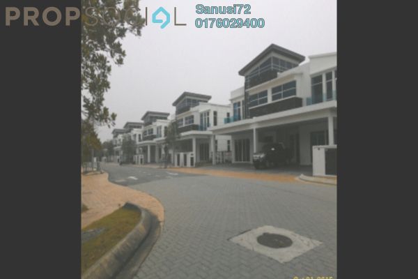 For Sale Semi-Detached at Perdana Lakeview East, Cyberjaya Freehold Unfurnished 6R/5B 2.6m